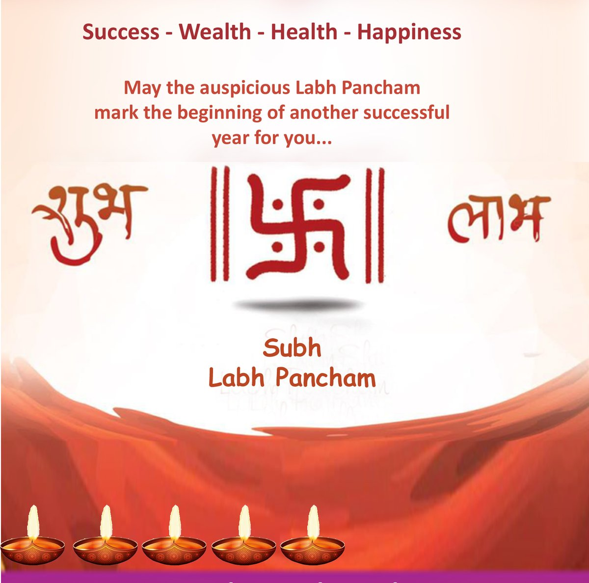 HAPPY LABH PACHAM TO ALL MY CUSTOMERS