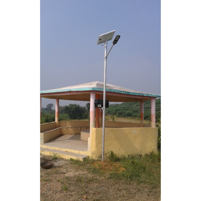 SOLAR LED STREET LIGHT 12 WATT