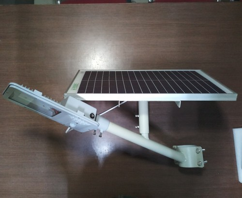 Solar LED  Integrated  Street Light with Lithium Battery